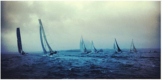 Atlantic Cup Start Leg 3