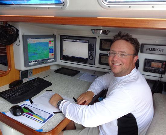 John Hoskins Navigator